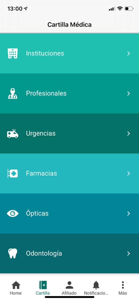 Mobile App Design & Development for Medical Services Company