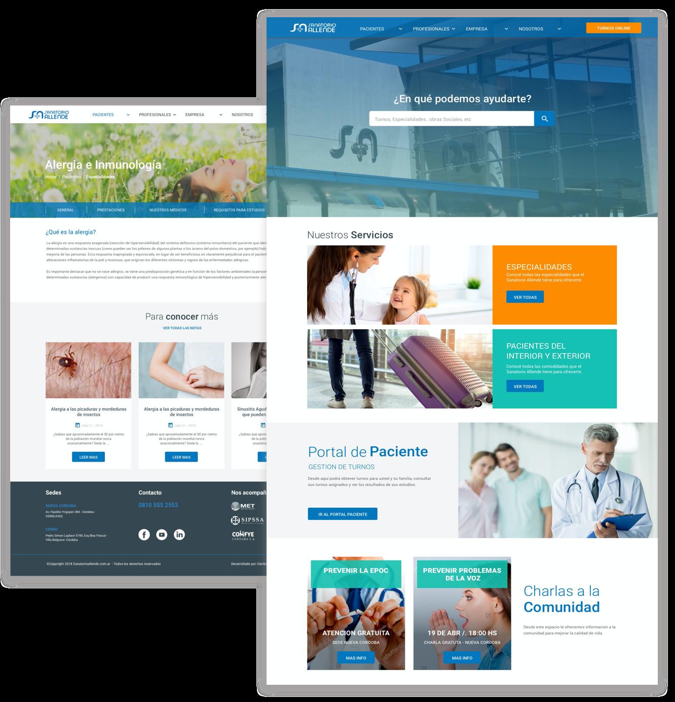 Software & Web Dev for Hospitals